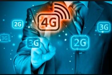 Tecnologia 4G cresceu 44% em 12 meses