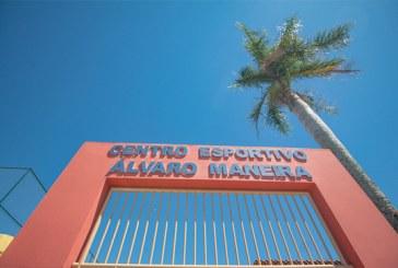 Centro Esportivo Álvaro Maneira já está funcionando
