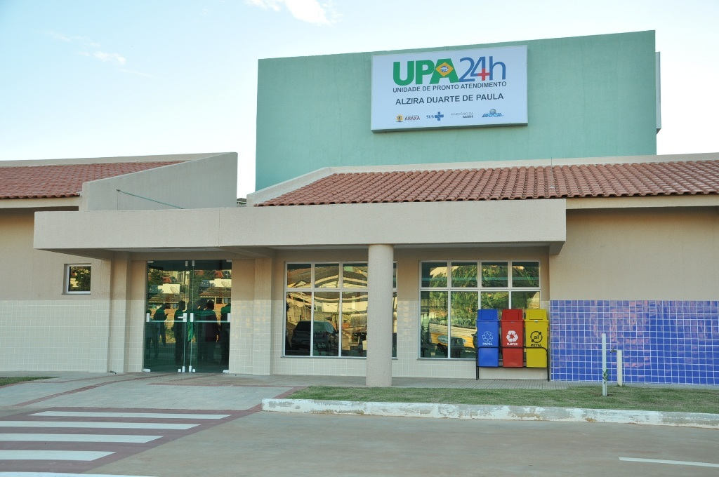 UPA e unidades de saúde terão câmeras de monitoramento