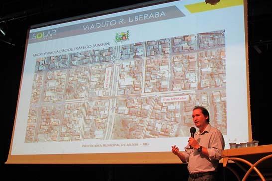 PMA apresenta projeto do viaduto da rua Uberaba em audiência pública na Câmara