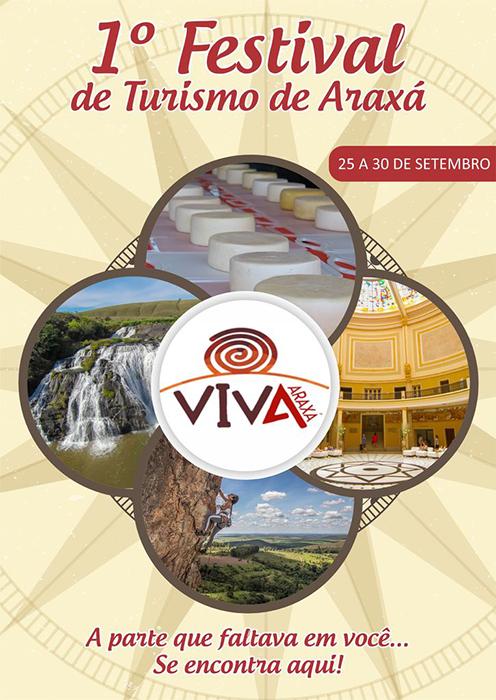 """1º Festival """"Viva Araxá"""" conta com programação diversificada"""