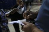 Eleitor que não votou tem 60 dias para justificar ausência