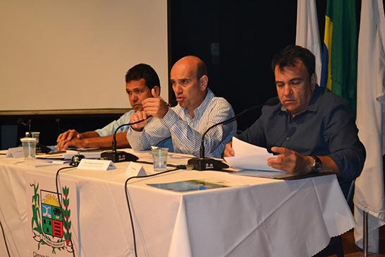 Destaques da reunião ordinária da Câmara Municipal – 09/10/2018