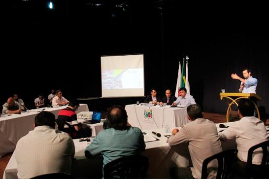Destaques da reunião ordinária da Câmara Municipal - 02/10/2018