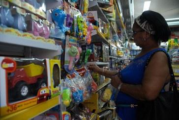 Comércio varejista estima movimentar R$7,4 bi com Dia da Criança