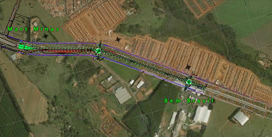 Segunda etapa de duplicação da avenida Hitalo Ros e do viaduto da rua Uberaba está na fase licitatória 1