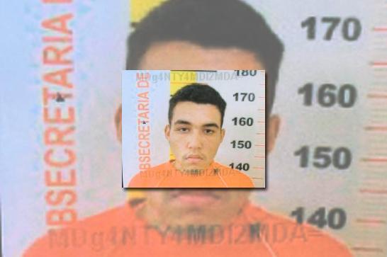 Autor confesso de homicídio contra menina de 2 anos que estava foragido é encontrado na zona rural