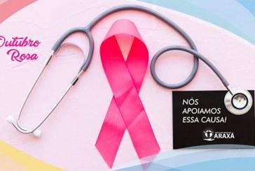 Outubro Rosa: intensificadas ações contra câncer de mama