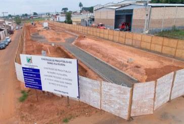 Área abandonada na Vila Silvéria vai abrigar moderna praça pública