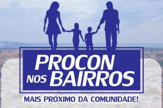 Abolição recebe Procon nos Bairros neste sábado