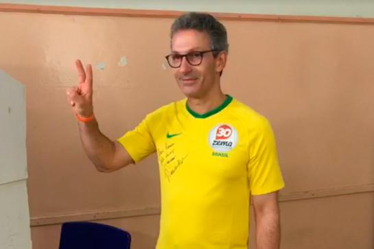 É DE ARAXÁ! Romeu Zema é o novo governador de Minas Gerais