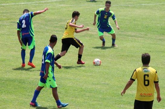 Capela vence Fazenda Máfia no primeiro jogo final do Ruralão 2018