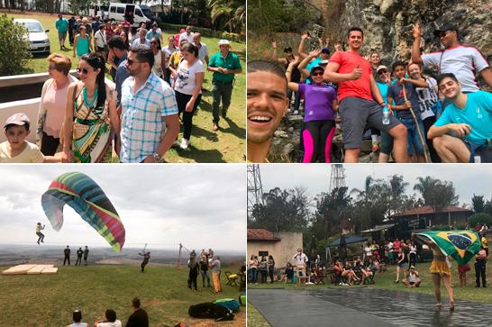 Comunidade abraça o 1º Festival de Turismo Viva Araxá