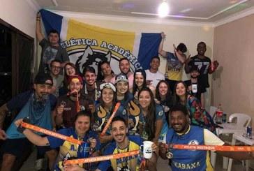 Atlética Alcateia do Uniaraxá participa da Liga Interestadual Universitária 2018
