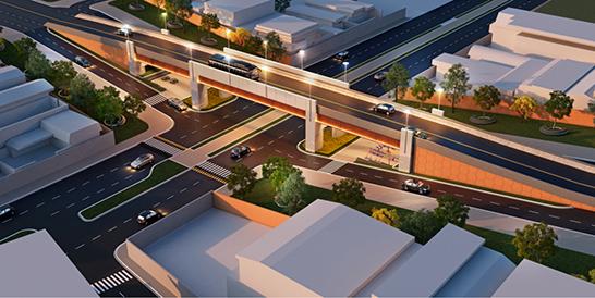 Segunda etapa de duplicação da avenida Hitalo Ros e do viaduto da rua Uberaba está na fase licitatória