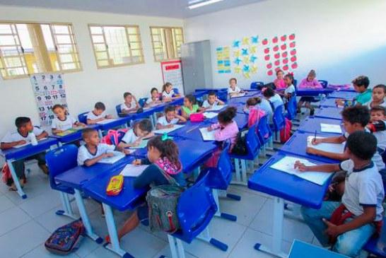 Secretaria de Educação abre cadastro para matrículas de crianças de 4 meses a 5 anos na rede municipal