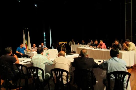 Destaques da reunião ordinária da Câmara Municipal de Araxá - 06/11/2018