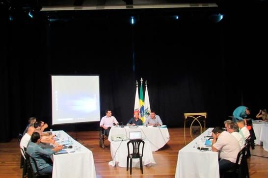 Destaques reunião ordinária da Câmara Municipal de Araxá - 13/11/2018