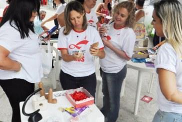 Araxá recebe atividades do Dia Mundial Contra a Aids