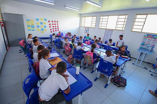 Prefeitura de Araxá reforça importância do cadastro escolar na rede municipal de ensino