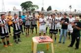 Jogos celebram 60 anos do Araxá Esporte e 10 anos da conquista da Copa Centenário do Galo