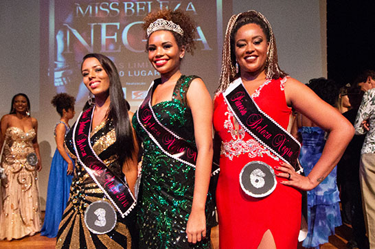 Prefeitura promove o 1º Concurso Miss Beleza Negra Araxá