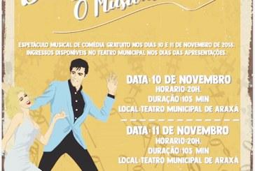 Teatro Municipal recebe espetáculo musical