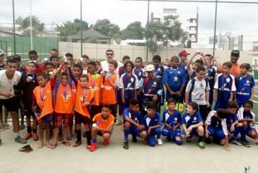 1º Torneio de Futebol Society incentiva o esporte para crianças de 11 a 14 anos
