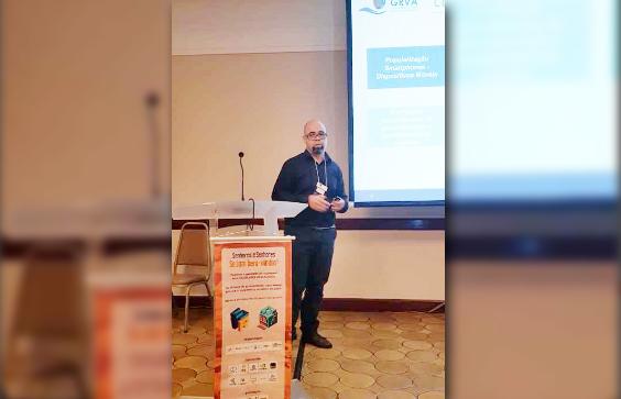 Professor do Uniaraxá apresenta artigo no Simpósio de Realidade Virtual e Aumentada