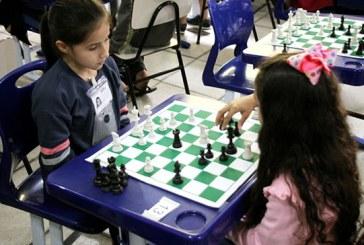Xadrez e futsal são os destaques dos Jogos Estudantis no fim de semana