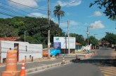 Prefeitura melhora acesso à avenida Washington Barcelos