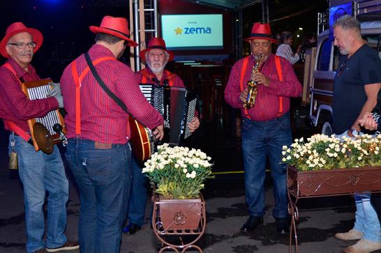 Norte-americano Leon Beal surpreende na abertura do FestNatal 2018 5