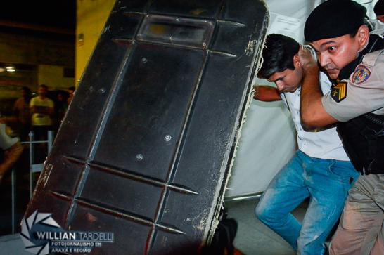 Vereador de Tapira é preso após condenação por homicídio de jovem ocorrido em 2012