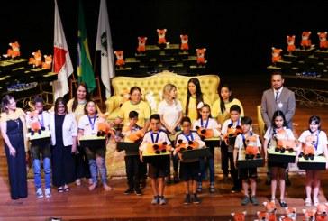 Estudantes são premiados pelo projeto Cientistas do Cerrado