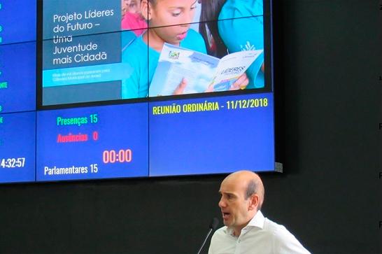 Fabiano conclui gestão com economia de R$ 2 milhões e modernização da sede legislativa 5