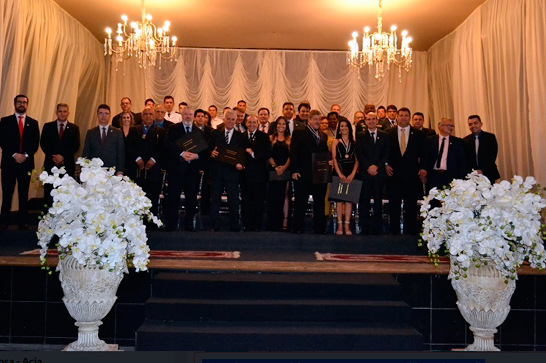 Câmara homenageia personalidades com três honrarias no Aniversário de Araxá