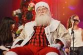 Papai Noel abre residência oficial em Araxá na companhia de milhares de crianças