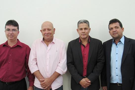 Roberto do Sindicato é eleito presidente da Câmara Municipal de Araxá pela quarta vez 1