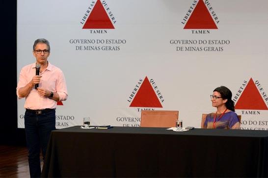 Governador Romeu Zema anuncia investimento de R$ 48,7 milhões na educação