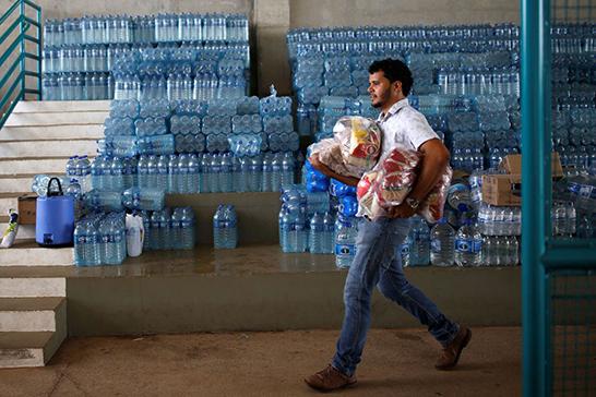 Minas: doações arrecadadas para vítimas de Brumadinho são suficientes