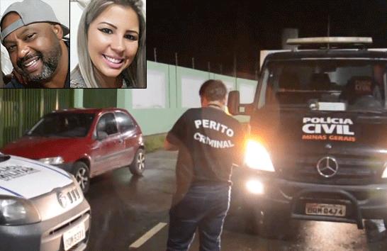 Homem mata a ex-mulher e comete suicídio após a fuga