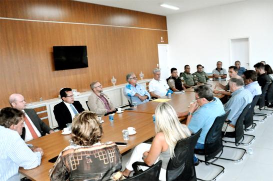 Equipe técnica vai apurar condições de segurança de barragens no entorno de Araxá