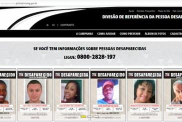Polícia Civil registra avanços na localização de pessoas desaparecidas e lança site para reforçar ação