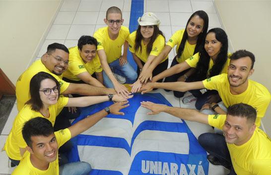 Uniaraxá rumo ao Projeto Rondon
