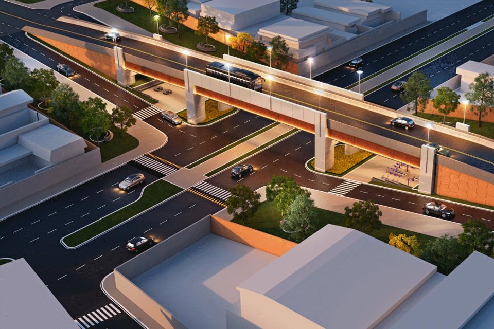 Prefeitura promove audiência pública e apresenta projeto do viaduto 1