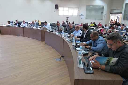 Destaques da reunião ordinária da Câmara Municipal de Araxá - 12/02/2019