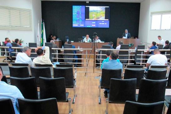 Destaques da reunião ordinária da Câmara Municipal de Araxá - 19/02/2019
