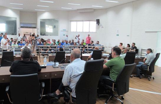 Câmara debate a retirada de empresas de Zona Comercial em avenidas de Araxá