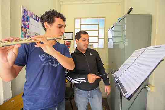 Prefeitura está com inscrições abertas para curso técnico musical