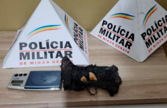 Homem é preso com drogas no bairro João Ribeiro